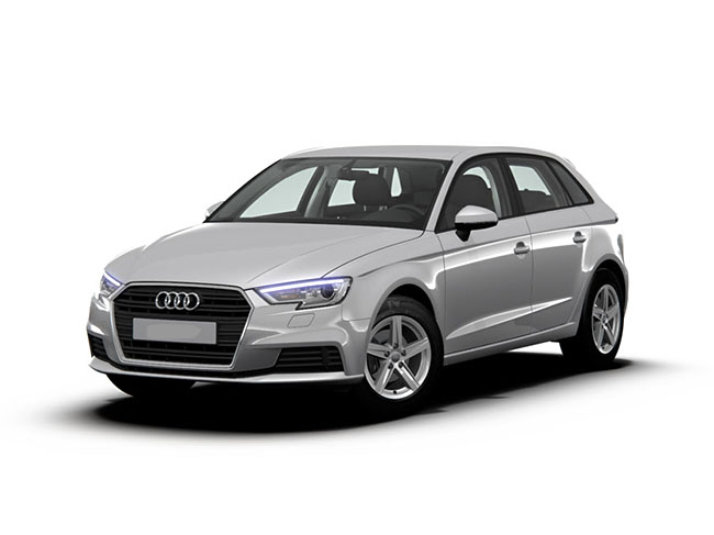 AUDI A3 BUSINESS – 250€ MESE I.E.