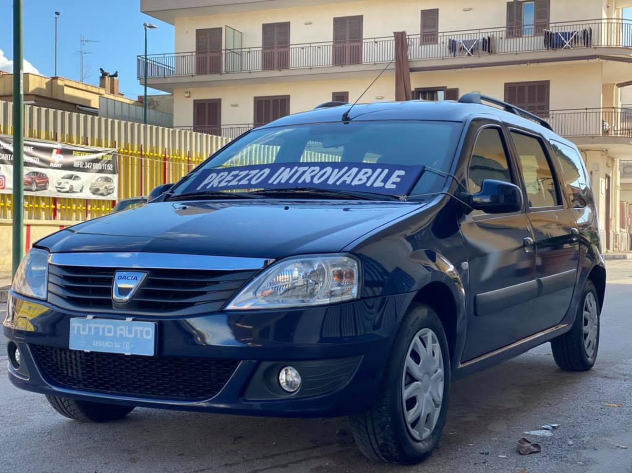 DACIA LOGAN MCV 1,6GPL 2013 FULL OPT